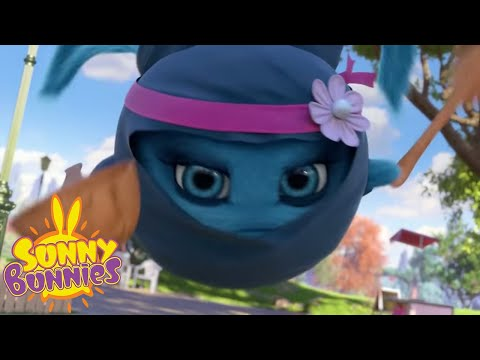 Cartoons For Children | SUNNY BUNNIES - DONUTS - NINJAS | Sunny Bunnies New Episode | Season 3