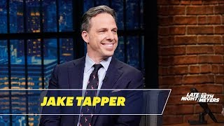 Jake Tapper Talks About Trump