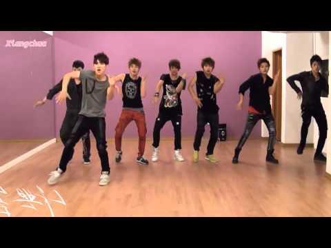 100% Bad Boy (Mirrored Dance Practice)