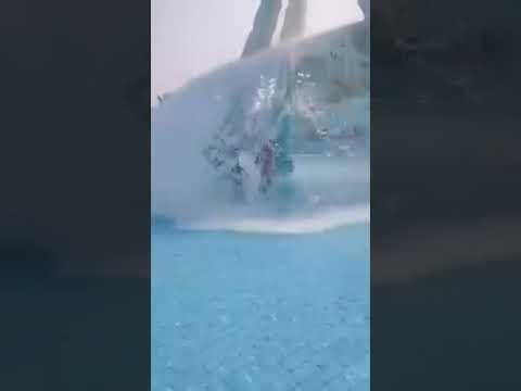 Unforgettable moments at Ice land waterpark Ras Al khaimah