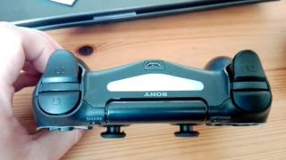 Spotting FAKE PS4 Dualshock 4 controller 2017 - Part 2/4