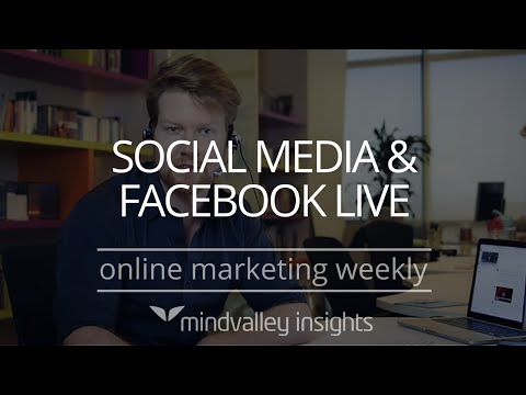 Tools for Social Media, Facebook Live and Longer Life for Content | Online Marketing Weekly #23