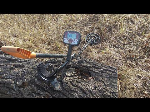 Купил Металлоискатель и Сейчас ищу любой Сигнал Металл.Minelab X-Terra 305.
