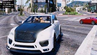 Mansory Bentley Bentayga 0.1 Test Drive GTA V