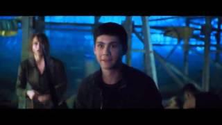 Трейлер №2 фильма «Перси Джексон и море Чудовищ»