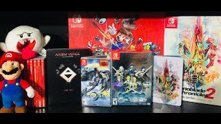 Making the SWITCH??- Nintendo SWITCH THOUGHTS & COLLECTION