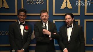 'Soul' Composers Trent Reznor, Atticus Ross & Jon Batiste on the Film's Jazzy Oscar-Winning Score