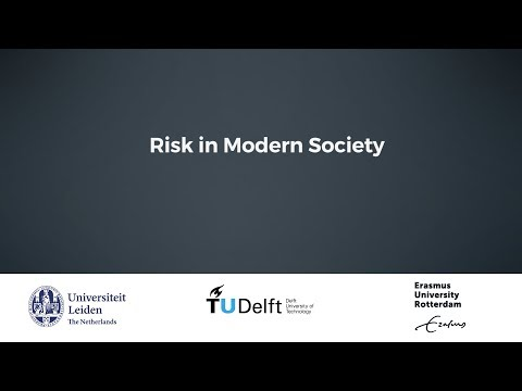 1.2 The Study of Risk: Security Studies