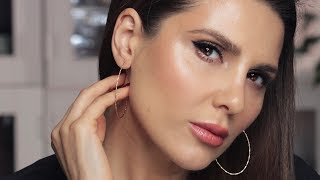 EASY MAKEUP LOOK FOR HOLIDAYS | ALI ANDREEA