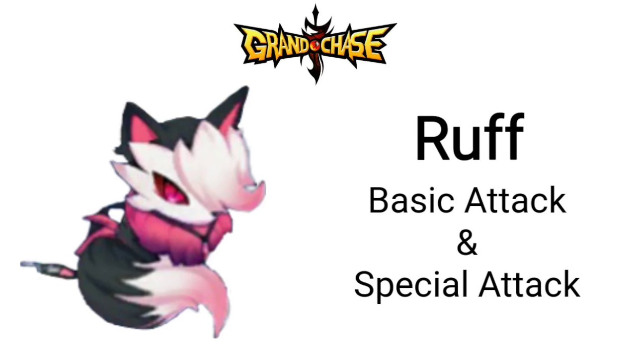 [Grand Chase KR] 그랜드 체이스 For Kakao  Review Pet Ruff GCDC