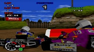 Formula Karts: Special Edition Gameplay Championship (PlayStation)