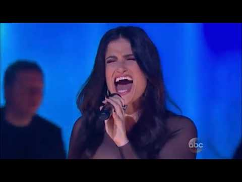 Idina Menzel//Let it Go HIGH NOTE! Compilation - BEST EVER notes