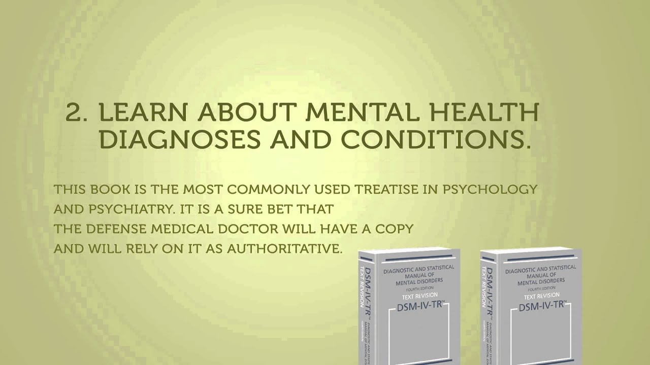 Psychological Tests In Personal Injury Cases Personal Injury