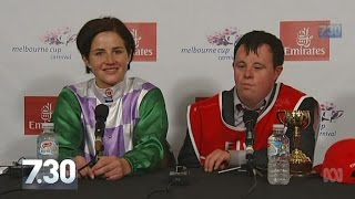 'I just couldn't believe we'd won the Melbourne Cup': Michelle Payne