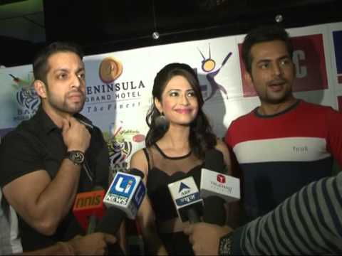 Tv star Divyanka Tripathi, | Babu Moshayes Jersey And Music Video Launch