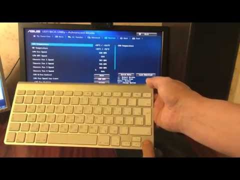 BCM94360CD and Apple BT keyboard: HID Proxy