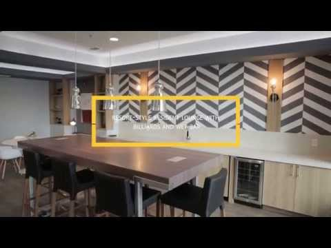 Tour of The Residences at Harlan Flats