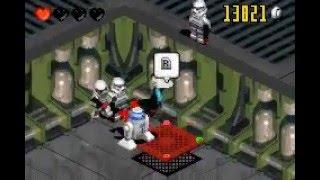 LEGO Star Wars II The Original Trilogy (GBA) - Part 1 - Blockade Runner