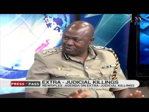 Press Pass: Police extrajudicial killings as highlighted in media