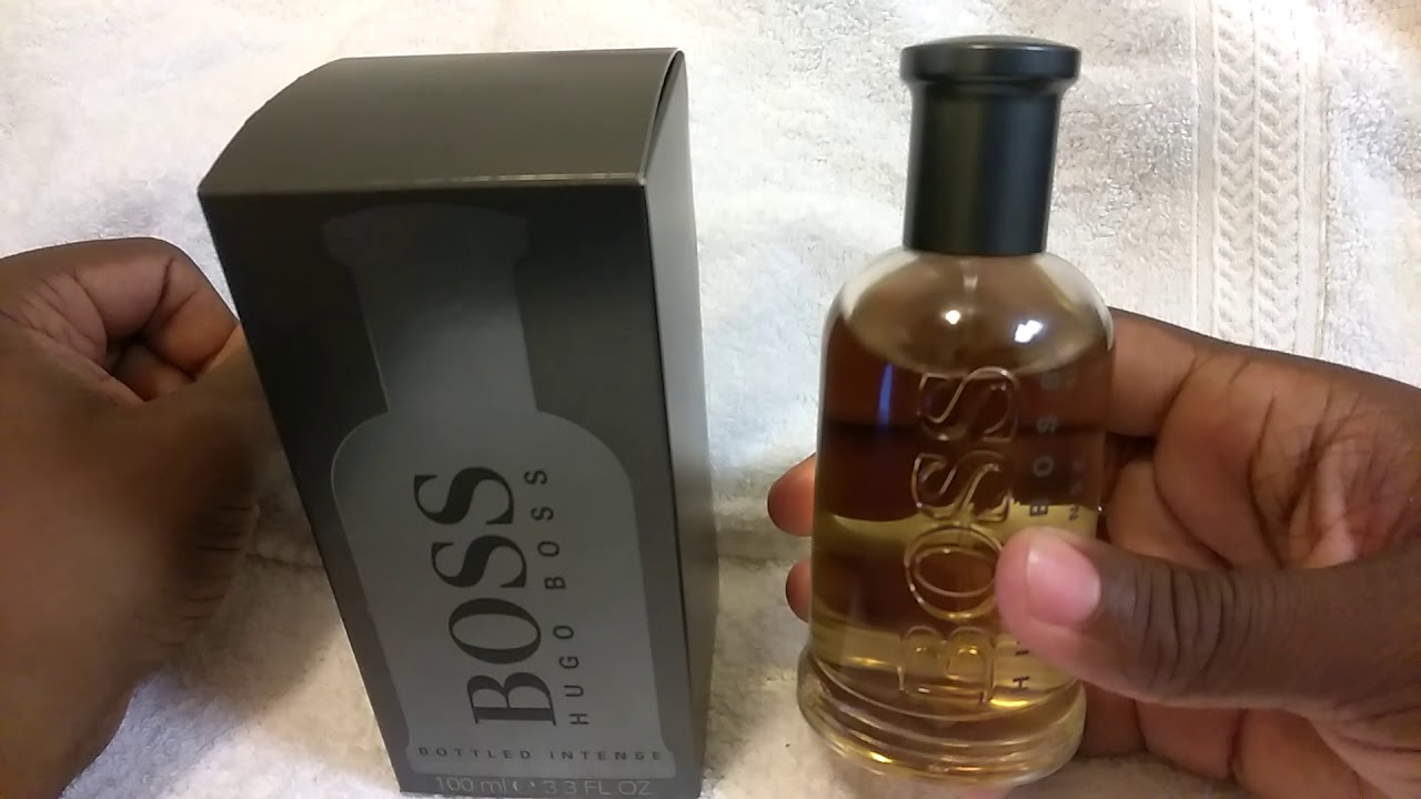 Boss Bottled Intense Eau De Parfum Fragrance Review Youtube