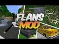 как же установить Flans Mod mp3