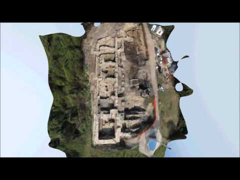 Archaeological site mapping with 3Dsurvey