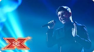 Lloyd Macey is ready to turn A Different Corner | Live Shows | The X Factor 2017