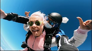 Ticking off my Bucket List slowly, would you sky dive?