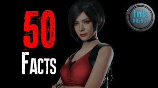 50 Facts about Ada Wong