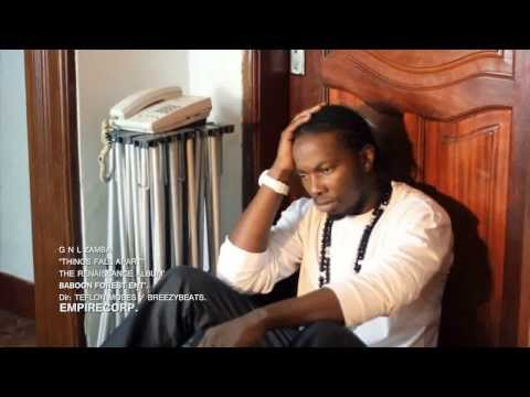 GNL ZAMBA'S  Things fall apart