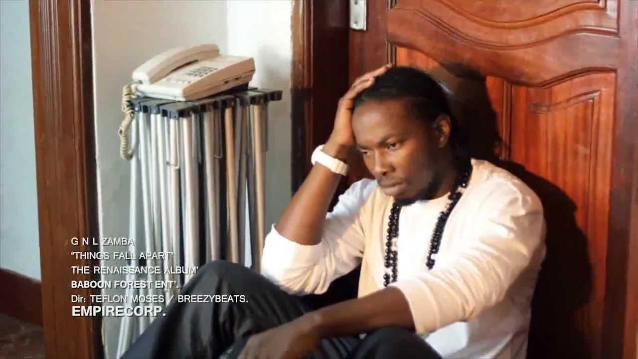 GNL ZAMBA'S  Things fall apart #1