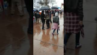 Fresno Hmong New Year Fight 2016