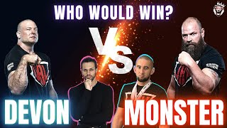 Devon Larrat vs. Monster Michael Todd | How Might the King's Move Duel Go?