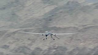 Obama confirms Pakistan drone strikes