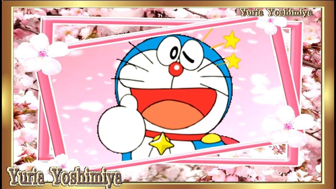 ドラえもん Happy Birthday春springdoraemon Happy Birthday