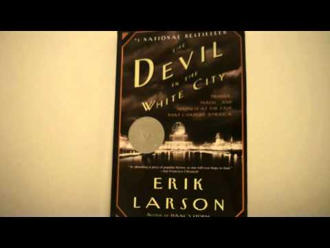 Podcast The Devil in the  White CIty  by: Erik Larson Project