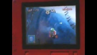 My Best Diddy Kong Racing DS Glitches
