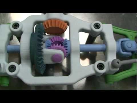 3Dプリンター造形