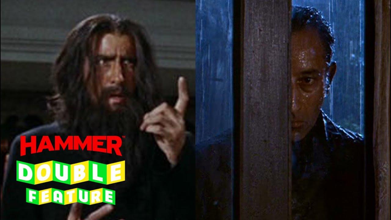 Rasputin: The Mad Monk / The Reptile - Original Theatrical Trailer (1966)