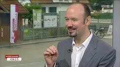 Mentalist Harry Lucas achtet auf Mikrobewegungen bei Guten Morgen Österreich ORF