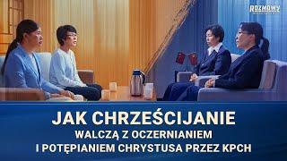 """Film chrześcijański """"Rozmowy"""" Klip filmowy (3) – Niesamowity sposób chrześcijan na obalanie plotek i oszczerstw szerzonych przez KPCh"""