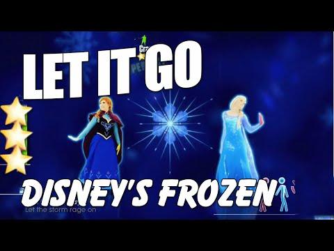 🌟 Just Dance 2015: Let It Go - Disney's Frozen Cover by Nicki Gonzalez  🌟