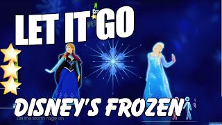 Download 🌟 Just Dance 2015: Let It Go - Disney's Frozen Cover by Nicki Gonzalez  🌟 Mp3 and Videos