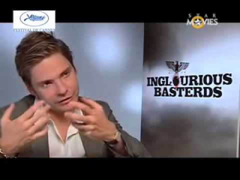 Daniel Brühl interview about Inglourious Basterds