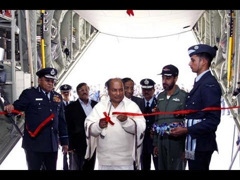 Indian Air Force inducts C-17 Globe Master, its biggest transport aircraft