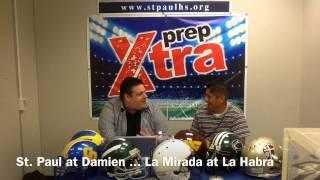 2-Minute Drill: St. Paul-Damien; La Mirada-La Habra