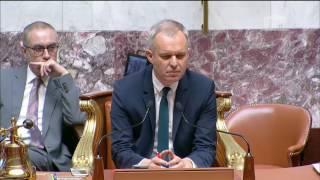 Président agacé, attaques d'un député insoumis - F. De Rugy, Eric Coquerel - (Zap Politique)