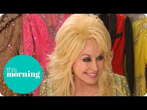 Extended Dolly Parton Interview: New Music, Dollyisms And Sparkle!   This Morning
