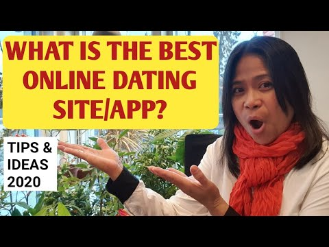 WHAT IS THE BEST ONLINE DATING SITE/APP. Best Tips 2020