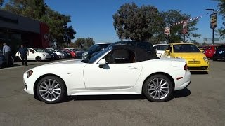 2017 FIAT 124 Spider Concord, Pleasant Hill, Walnut Creek, Martinez, Pittsburg, CA H0104056